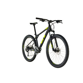 "GT Bicycles Avalanche Sport 27,5"" satin black/chartreusen/mid siver"